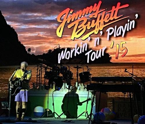 Jimmy buffett 2015 tour dates