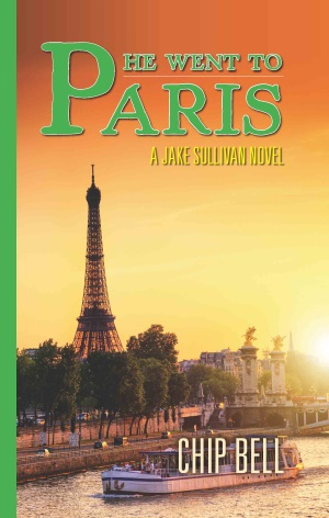 He Went to Paris Cover 2