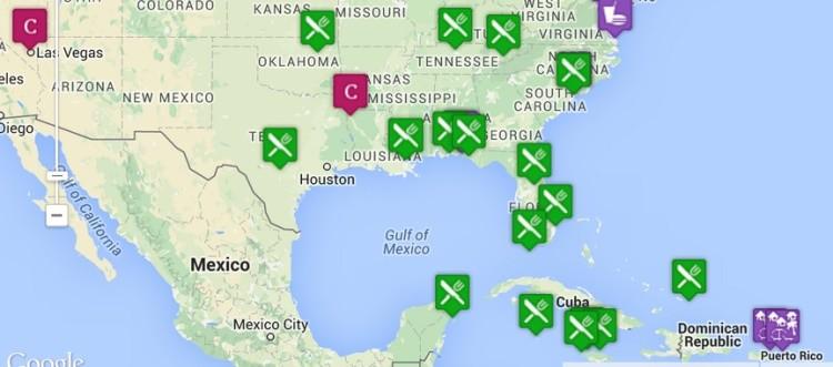 Margaritaville Locations Map Buffettnews Com