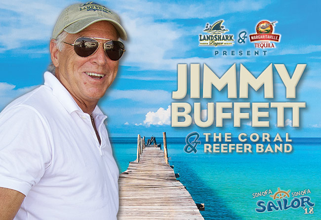 Jimmy buffett tour dates in Melbourne