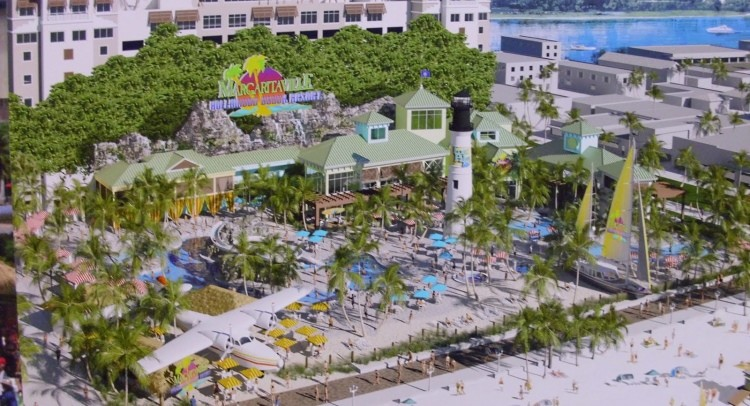 Margaritaville Hollywood Beach Resort Taking Reservations