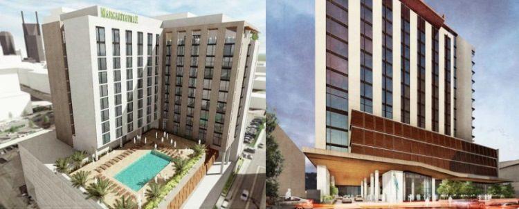 Margaritaville Hotel Proposed For Nashville
