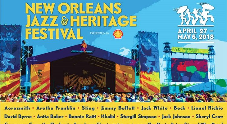 New Orleans Jazz Fest 2018 >> Buffett To Perform At New Orleans Jazz Fest Buffettnews Com