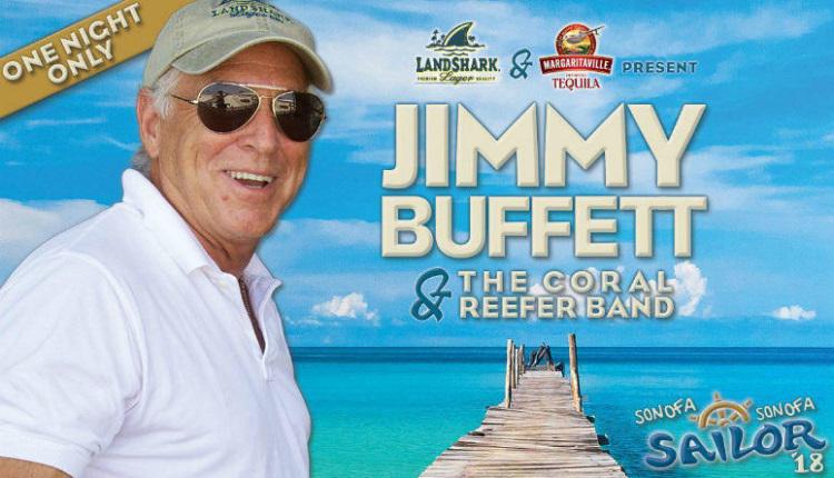 Jimmy Buffett Concerts 2019
