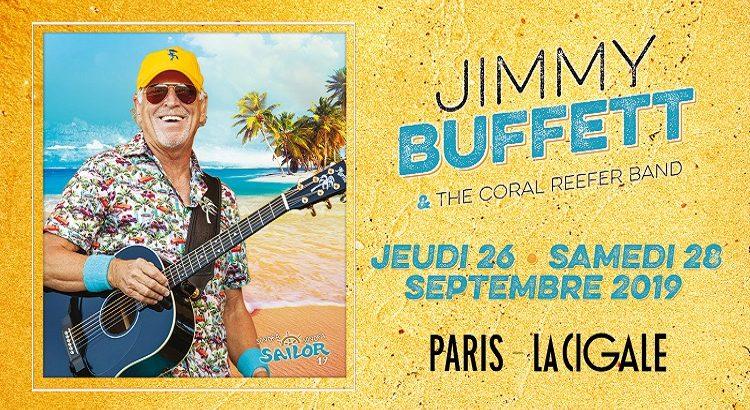 Buffett adds two Paris shows – September 2019 – BuffettNews com
