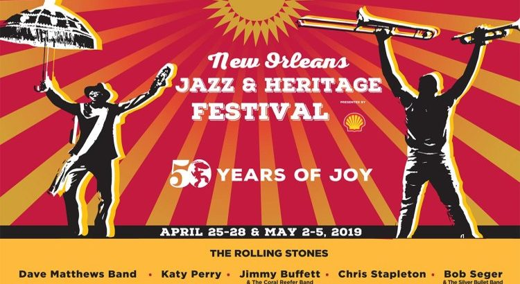 Jimmy Buffett to perform at New Orleans Jazz Festival